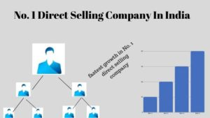 No. 1 direct selling company in india