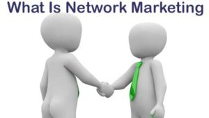 what is network marketing